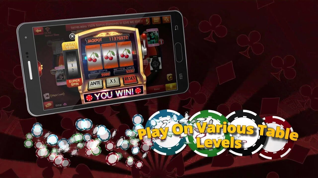 Free casino Texas Hold'em poker